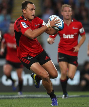 EXPERIMENTAL FAILURE: Israel Dagg's switch to the wing should be a short-lived affair, says Richard Knowler.