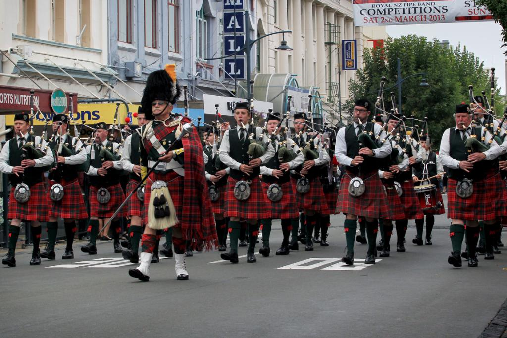 pipe band championships