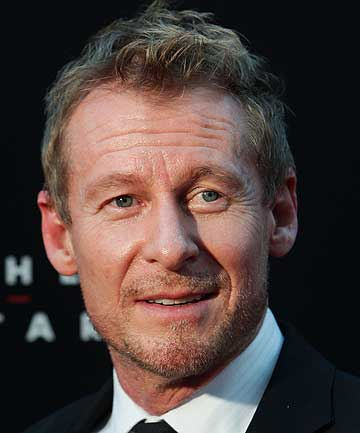 POPULAR: Richard Roxburgh was surprised at the number of high profile actors who threw  their hats in the ring.