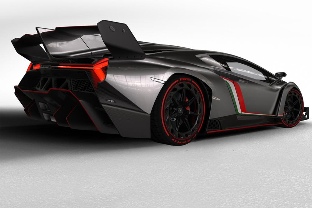 Lambo Veneno Named World S Ugliest Car Stuff Co Nz