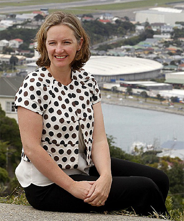 JO COUGHLAN: Considering challenging for the Wellington mayoralty.