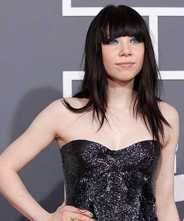 MAKING A STAND: Carly Rae Jepsen is cancelling a performance at a boy scouts meeting because of the organisation's exclusion of gays.