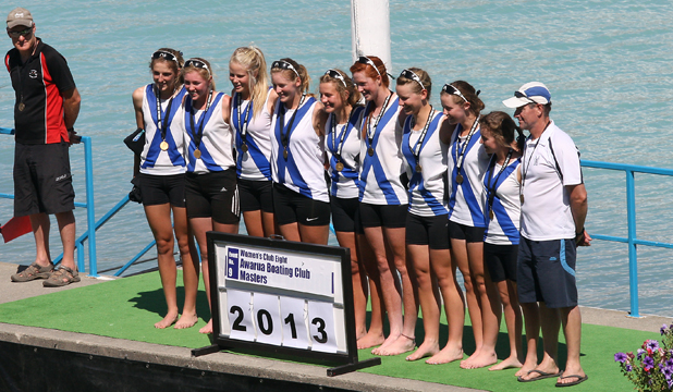 timaru rowing club