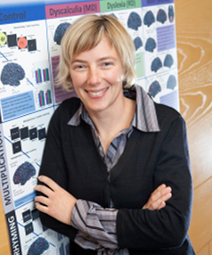 Dr Anna Wilson, who is a cognitive neuroscientist at the University of Canterbury.