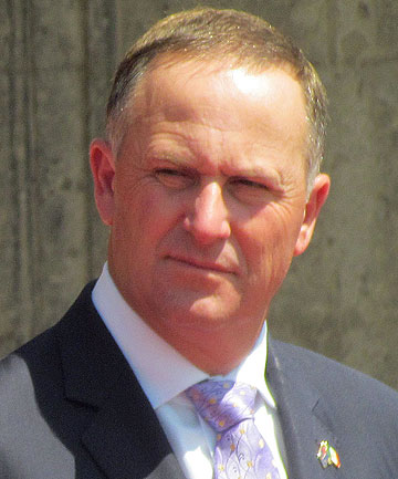 """JOHN KEY: """"Totally comfortable"""" about Elder appearing."""