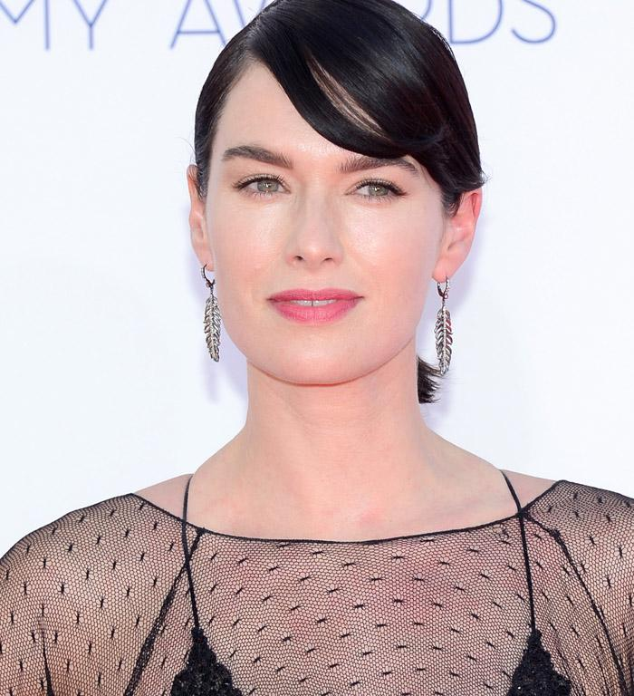 Lena Headey, who plays Cersei Lannister in Game Of Thrones.