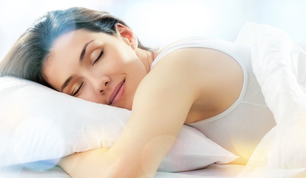 SLEEPING BEAUTY: Scientists have been looking at the brain's activity during sleep for clues to the making of dreams.