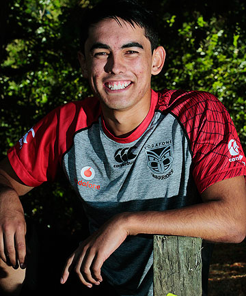 BIG CHANCE: Waikato teen Liam Prendergast is being coached by Stacey Jones.