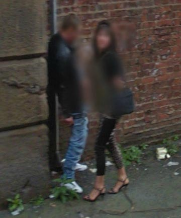 Street View S Latest Trick Prostitute At Work Stuff Co Nz