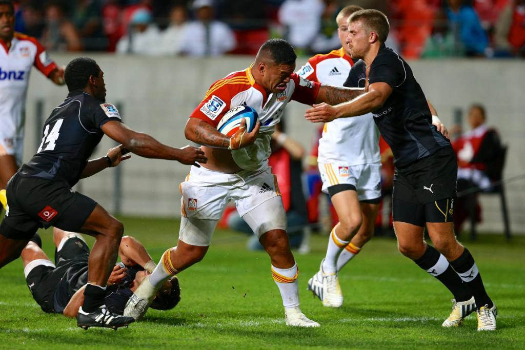 Hika Elliot in action against the Southern Kings.