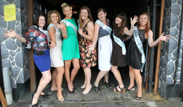 Rose of tralee contestants