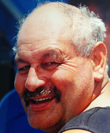 SHOT DEAD: George Charles Taiaroa, 67, was working at the traffic control point near Tokoroa when he was shot dead.