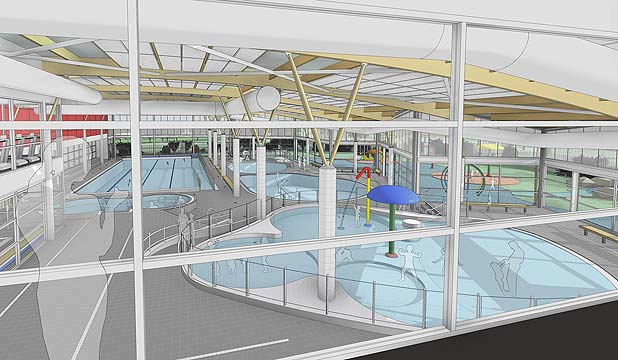Rec centre gets the go ahead for Pool design auckland