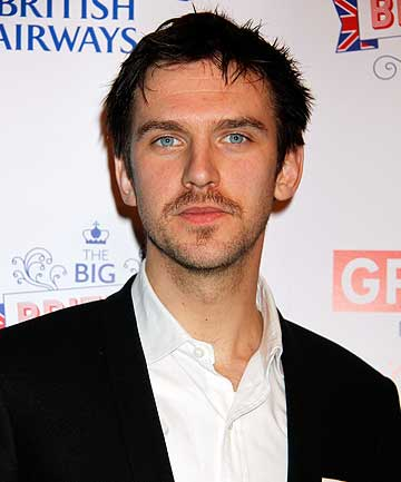 MOVING ON: Actor Dan Stevens who played Matthew Crawley in Downton Abbey.