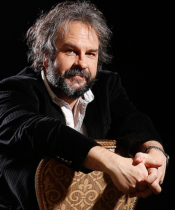 LINING UP:Peter Jackson says he's keen to direct Doctor Who in New Zealand.
