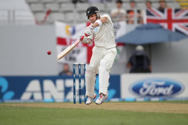 Third test: NZ v England