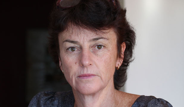 Tough serve: Mindful that she has some past comments to live down, Dame Susan Devoy has a vision of New Zealand as a genuinely inclusive and tolerant society.