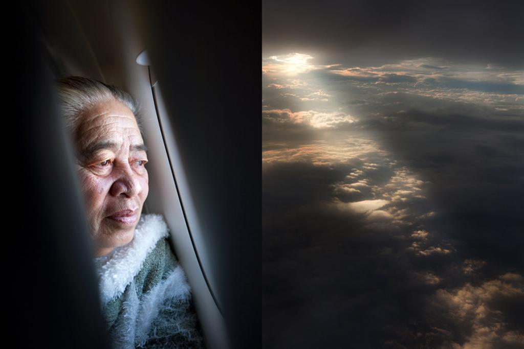 Te Aro: Flying back to her adopted home, Auckland - Elizabeth, originally from Samoa.