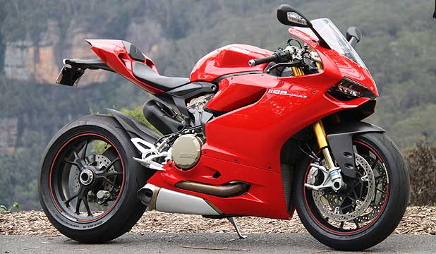 DUCATI PANIGALE: Utterly inspiring and magnificent says Paul Owen.