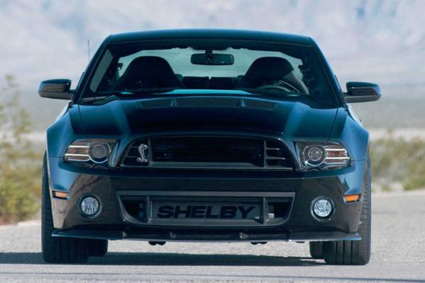 The Shelby 1000, which the company claims is the world the most powerful street production muscle car.