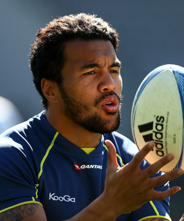 INJURY DOUBT: Digby Ioane.