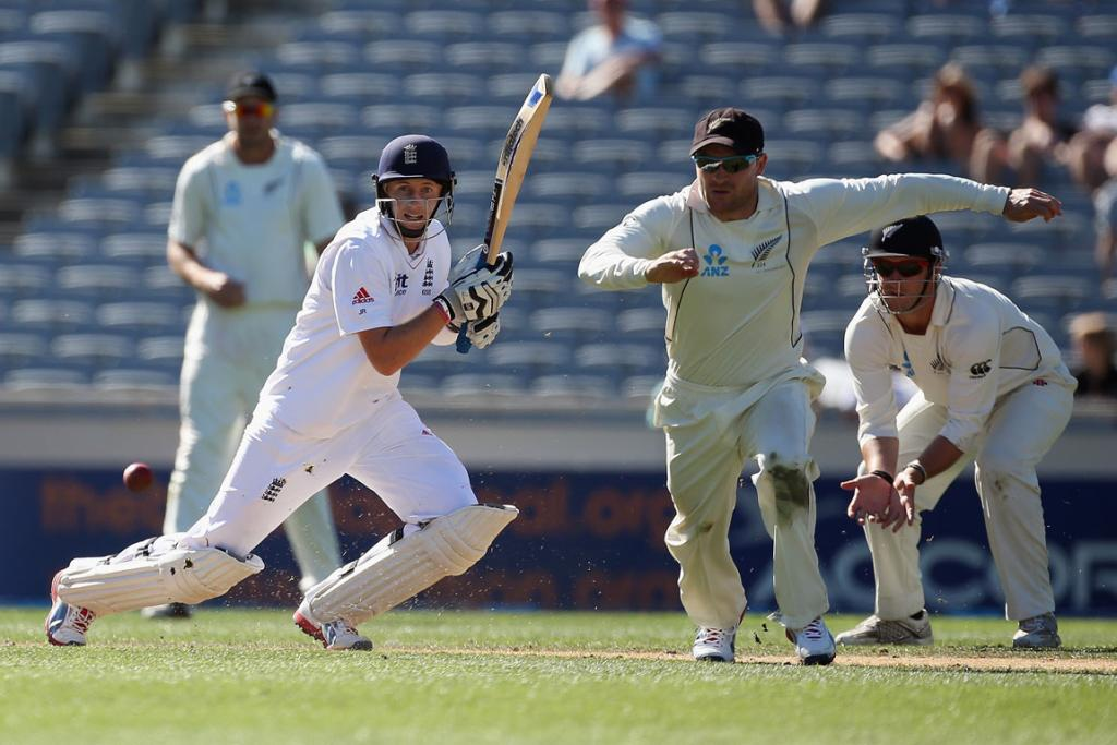 New Zealand v England third test gallery