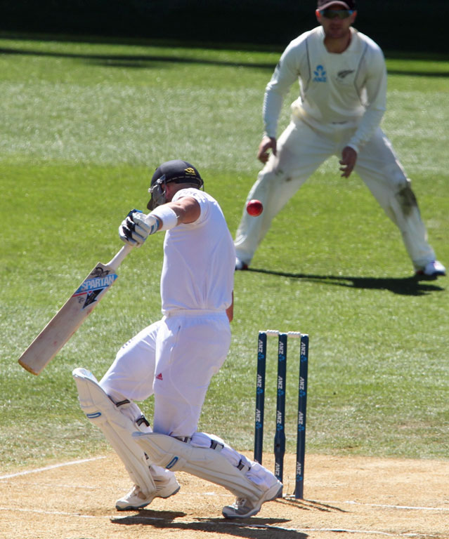NZ vs England 1