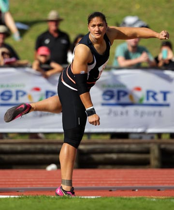 TEAM NAMED: Four athletes have been named by Athletics New Zealand in an initial squad for the world championships in Moscow.