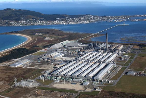 New Zealand Aluminium Smelter