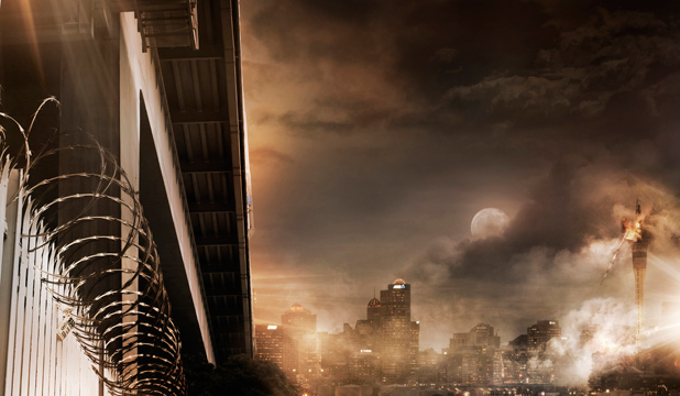 DOOMED?: Aotea Square will be the setting for a post-apocalyptic Auckland in Apocalypse Z.