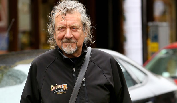 robert plant visits welly record store. Black Bedroom Furniture Sets. Home Design Ideas