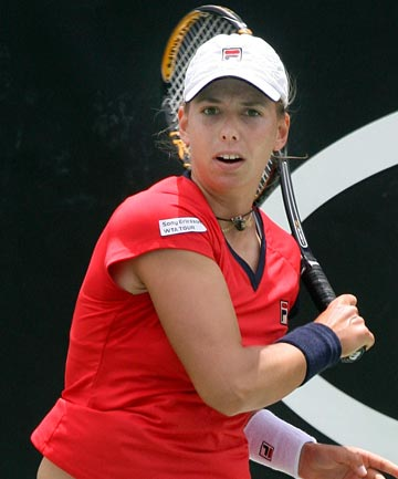 """MARINA ERAKOVIC: """"It is just a matter of stepping up at those bigger events, which I know I can do."""""""