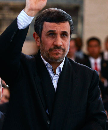 TIME CLOSING IN: Iran presidential election in June is the end of Mahmoud Ahmadinejad's leadership in the Middle Eastern state.