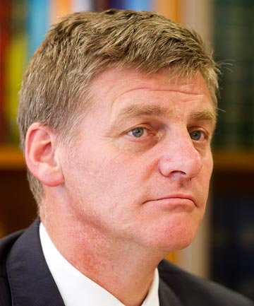 Transport Minister Bill English says there is interest in the proposed ferry move to Clifford Bay