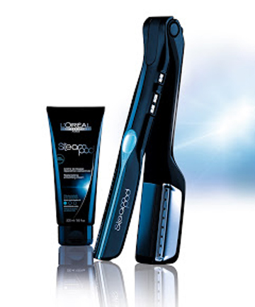 ALL STEAMED UP: The L'Oreal Professionel Steampod, $339.