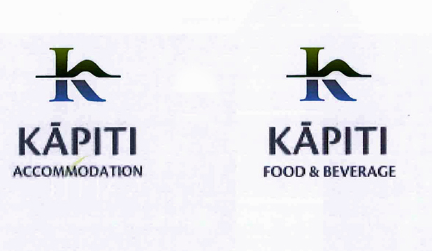 UNDER REVIEW: How Kapiti's new tourism logo might be used in branding.
