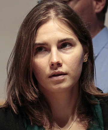 ACQUITTAL OVERTURNED: Amanda Knox was released in 2011 after serving four years in prison or the murder of Meredith Kercher. Italy's top court has now ordered a retrial.