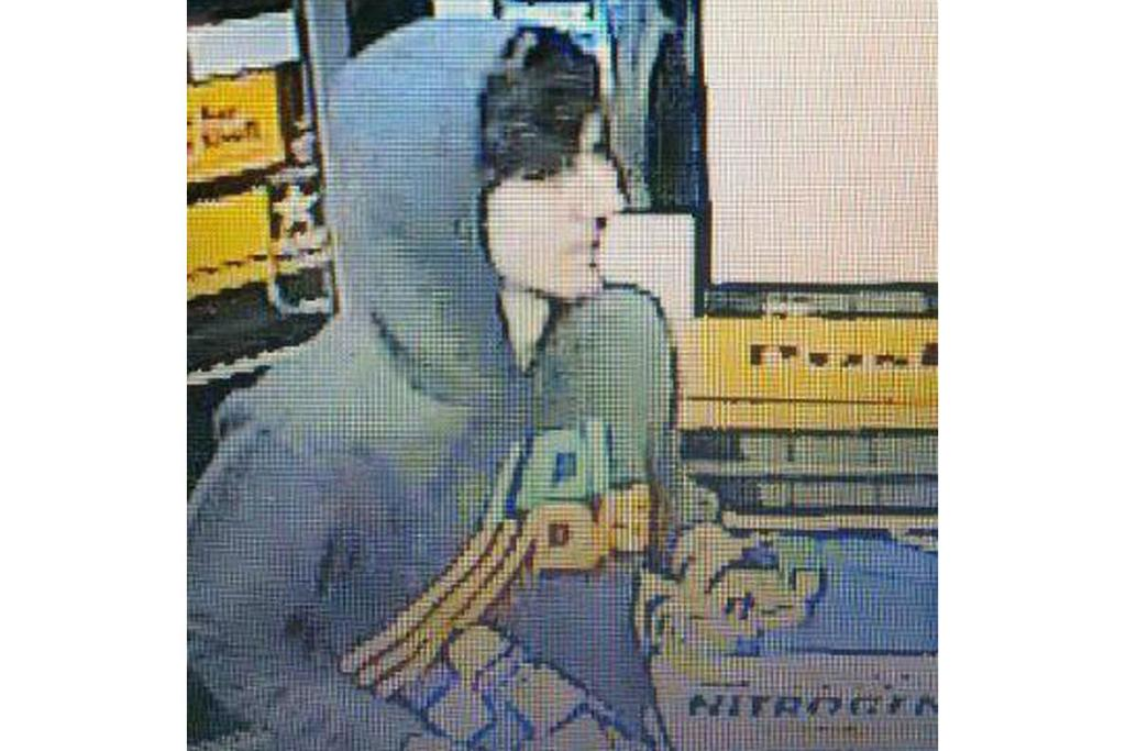Police have released this new photo showing the man believed to be a suspect in the Boston Marathon bombing