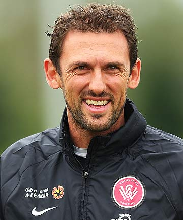 SUPER COACH: Wanderers coach Tony Popovic has guided Western Sydney to a grand final in their first season.