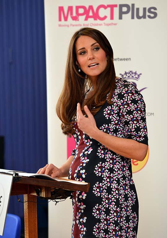 The duchess speaks about addiction: 'I feel fortunate to have met a wide range of inspirational people who have overcome addiction.'