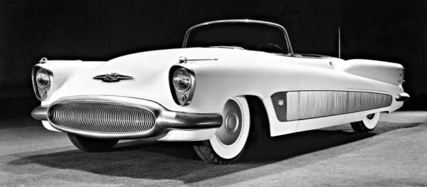 The Buick XP 300 concept from 1951.