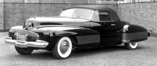 The Buick Y-Job concept from 1938.
