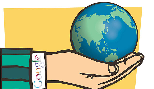 PALM OF THEIR HANDS: Just how much power does search engine supreme Google wield on the world stage?