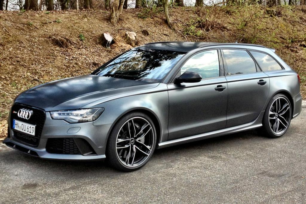 Audi S Stealth Wagon As Fast As A Ferrari Stuff Co Nz
