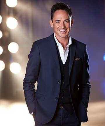 LURED BACK TO NZ: X Factor host Dominic Bowden