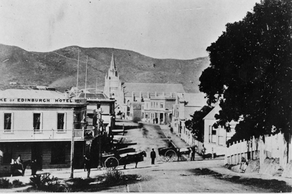 Manners St 1870