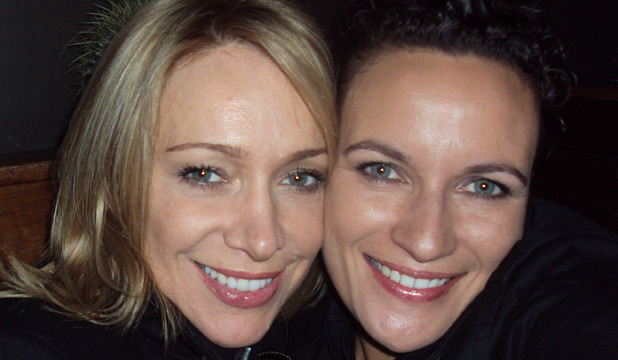 Alison Mau and Karleen Edmonds