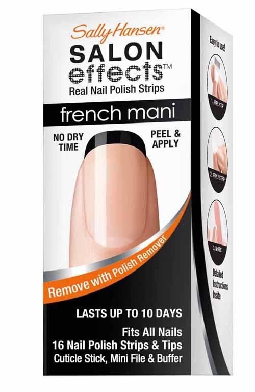 sally hansen french mani
