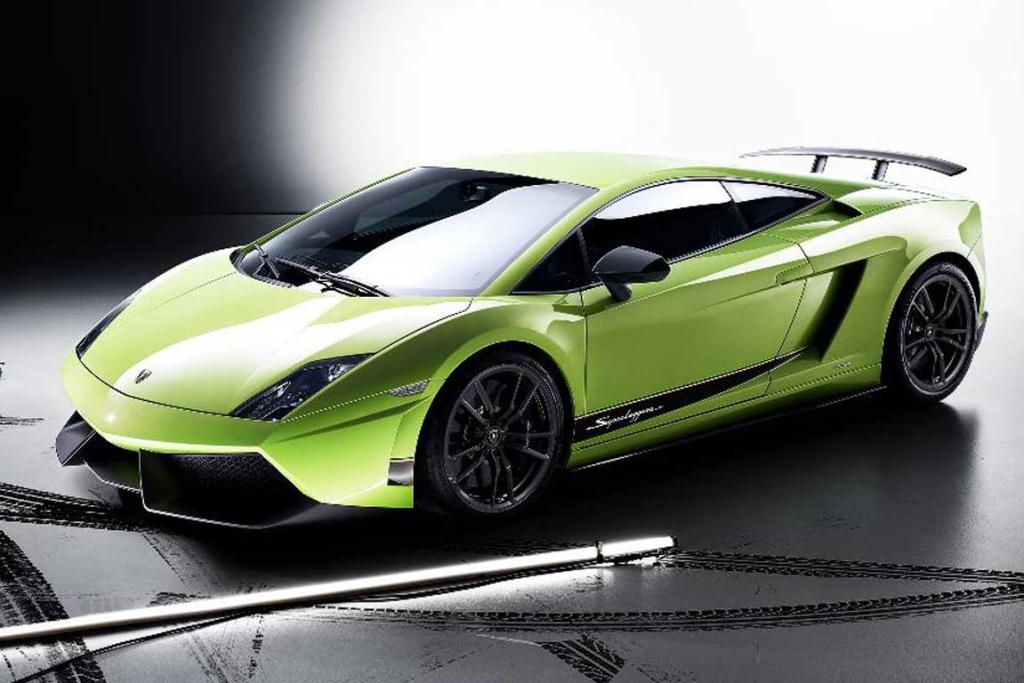Lamborghini Gallardo LP 570-4 Superleggera.