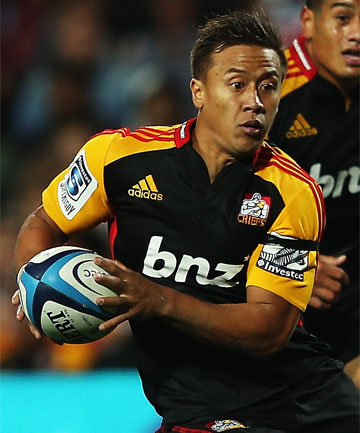 OUT OF ACTION: Tim Nanai-Williams has a groin injury.
